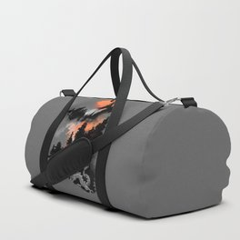 A samurai's life Duffle Bag