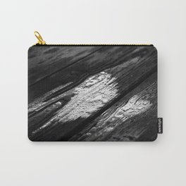 Oil Silk Carry-All Pouch