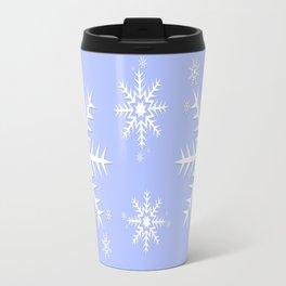 Snowflakes! Travel Mug