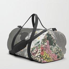 Spring Skiing Duffle Bag