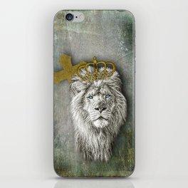 Lion of Judah iPhone Skin
