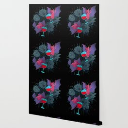 Party Bats Wallpaper