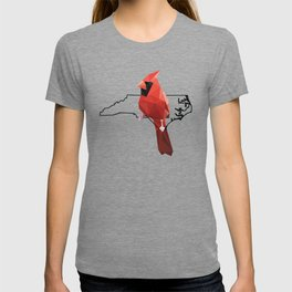 North Carolina – Northern Cardinal T-shirt