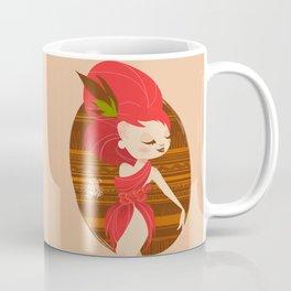 RedHair Diva Coffee Mug