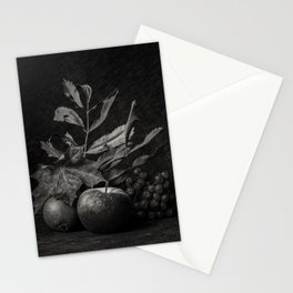 Still life autumn Stationery Cards