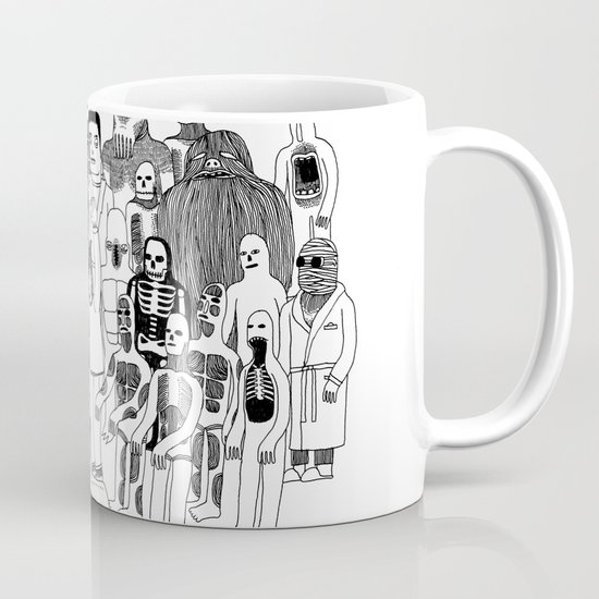 Monster Mash Mug