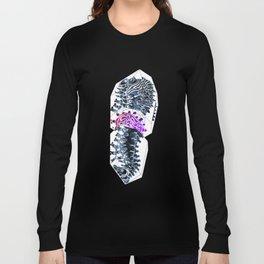 Sealed Caterpillar Long Sleeve T-shirt
