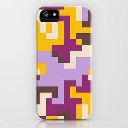 pixel 002 04 iPhone Case