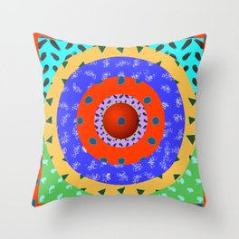 Fruit Machine 02 Throw Pillow