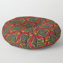 Kawung Tripp Floor Pillow