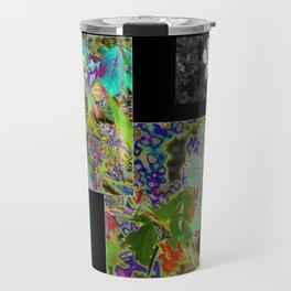 Pastel Phlox Travel Mug