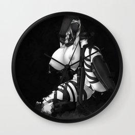 Sexy Mistress Wall Clock