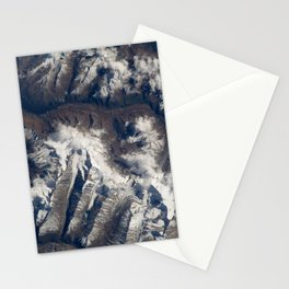 HIMALAYAS from International Space Station Stationery Cards