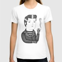 elvis T-shirts featuring Elvis by Ana Albero