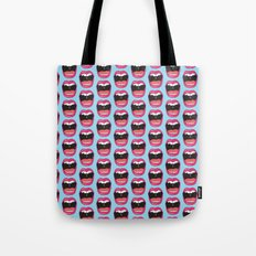 MOUTH BREATHER Tote Bag