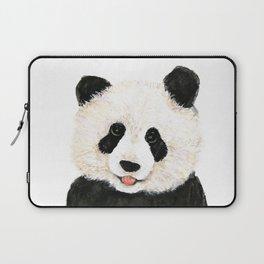 naughty little panda Laptop Sleeve
