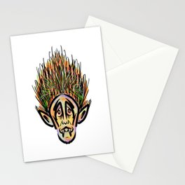 Hipster Vampire Stationery Cards