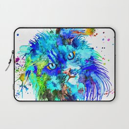 Persian Cat Laptop Sleeve