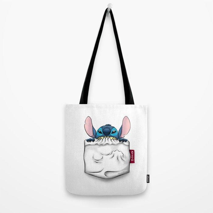 imPortable Stitch... Tote Bag