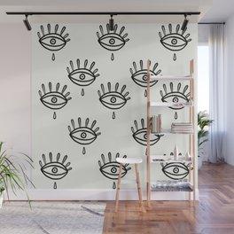 Aye eye Wall Mural