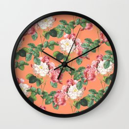 Juliet #society6 #decor #buyart Wall Clock