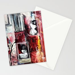 Fully Self-Contained Stationery Cards
