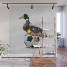 Fowl (Wordless) Wall Mural