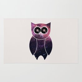 Owl Night Long Rug