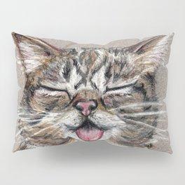 Cat *Lil Bub* Pillow Sham