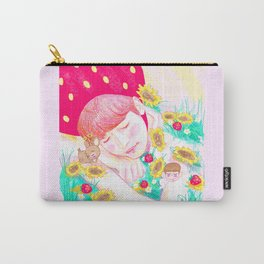Sleeping Strawberry Prince Carry-All Pouch