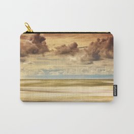 Stormy North Sea Carry-All Pouch