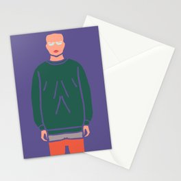 OOTD#2 : Outfit Of The Day Stationery Cards