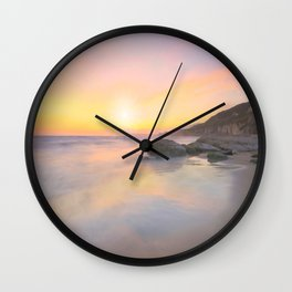 The morning Light Wall Clock