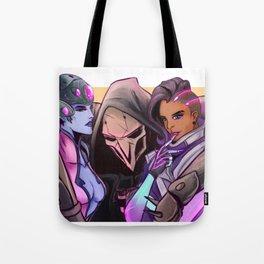 Team Talon Tote Bag