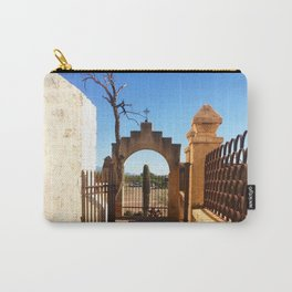 San Xavier 3 Carry-All Pouch