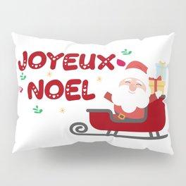joyeux noel Pillow Sham