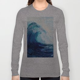 Waves II Long Sleeve T-shirt