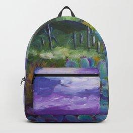 Dusk in the Desert Backpack