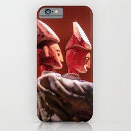 Marionnette iPhone Case
