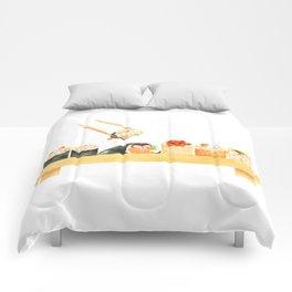 Maki Neko Comforters