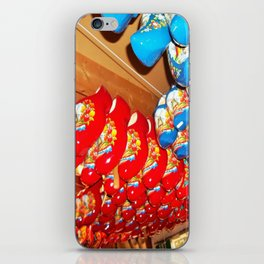 Danish Clogs iPhone Skin