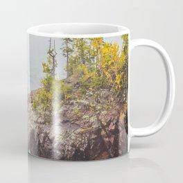 Sea Stack, Tettegouche State Park, Minnesota 4 Coffee Mug