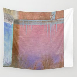 Freeze Burn Wall Tapestry