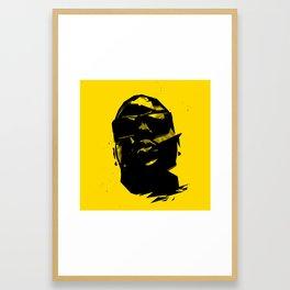 Biggie Framed Art Print