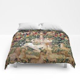 Unicorn Tapestry Comforters