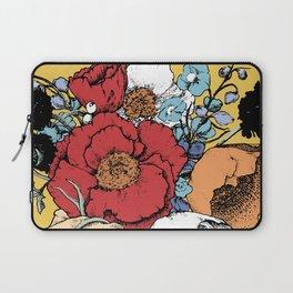 Bouquet Shield Laptop Sleeve