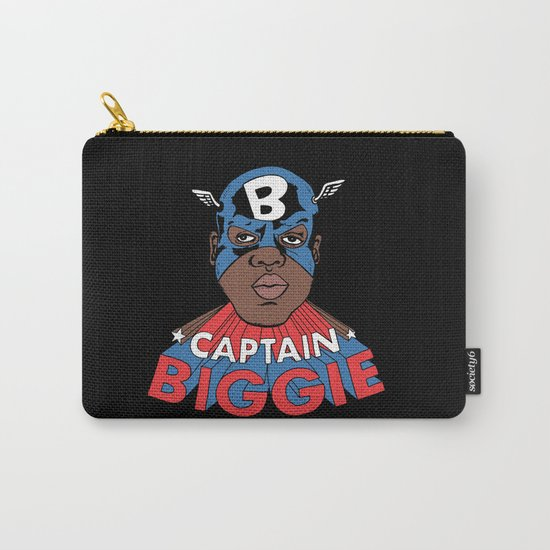 Captain Biggie Carry-All Pouch