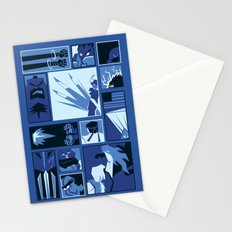 Street Fighter II Art Deco Stationery Cards