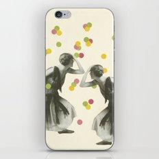Dance : Gemini iPhone & iPod Skin