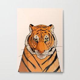 The big tiger Metal Print
